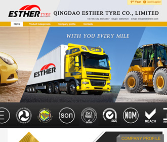 QINGDAO ESTHER TYRE CO.,